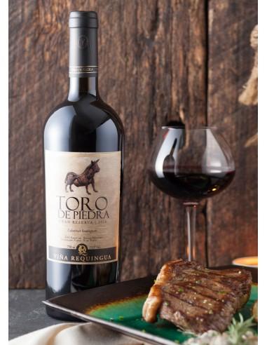 Vino Toro de Piedra Gran Reserva...