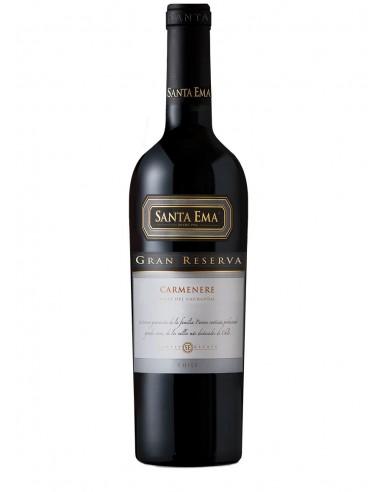 Vino Santa Ema Gran Reserva Carménère