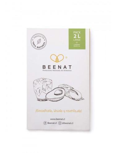 Pack Beenat 2L (Grande 33 x 33 cms.)