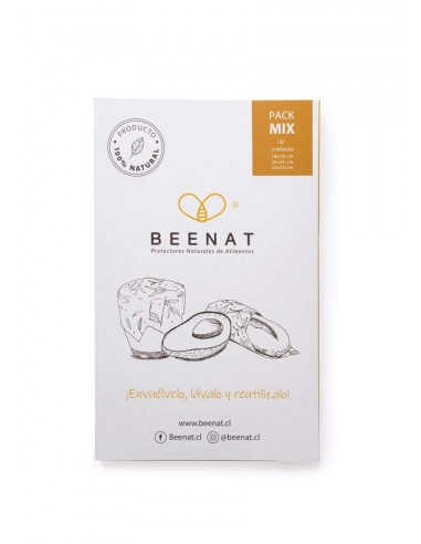 Pack Beenat MIX (1S, 1M, 1L)