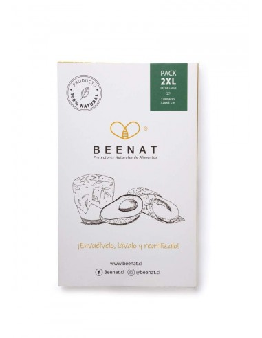 Pack Beenat 2XL (Extra Grande 45 x 32...