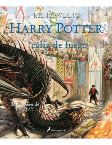Harry Potter y el cáliz de fuego 4...
