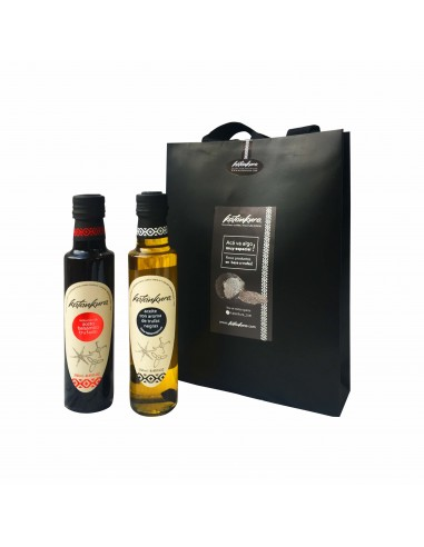 Pack regalo Aceite de oliva con aroma...