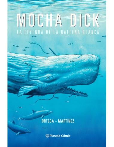 Mocha Dick: La leyenda de la ballena...