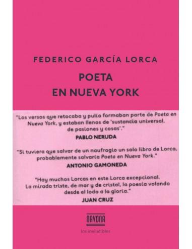 Poeta en Nueva York (tapa dura)