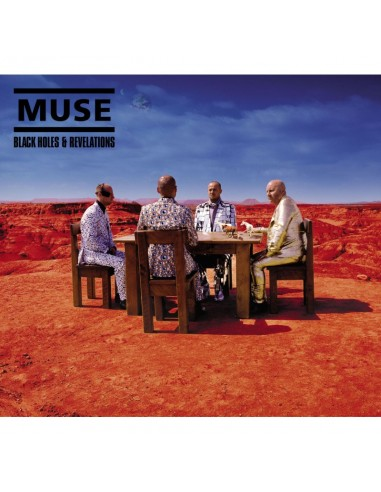 Vinilo Muse - Black Holes and...