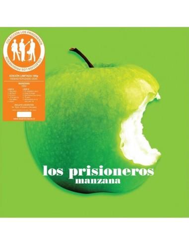 Vinilo Los Prisioneros - manzana...