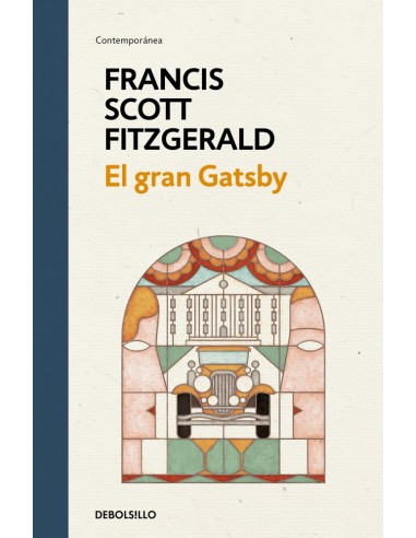 El gran Gatsby (tapa dura)